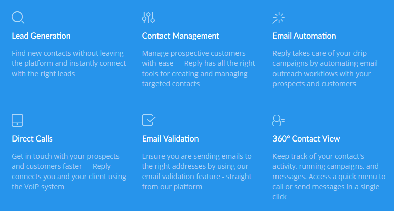Sales Email Automation Tools Reply.io