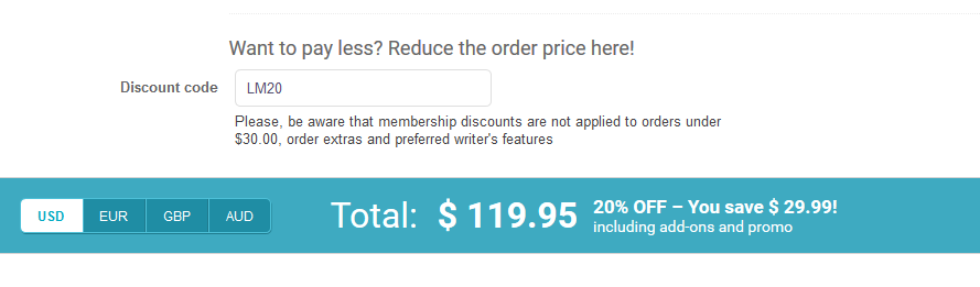 essay-on-time discount