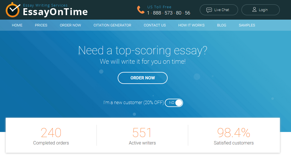 essay-on-time website